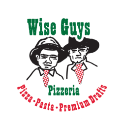 Wise Guys Pizzeria Logo